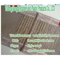 Wholesale open mesh PTFE teflon glass belt from china suppliers