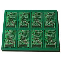 China wholesale supplier HASL 1 OZ Double Sided PCB printed circuit Board 2 Layer Squre Board For Temperature Controller for sale