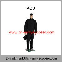 Wholesale Cheap China Military Navy Blue ACU Army Combat Uniform