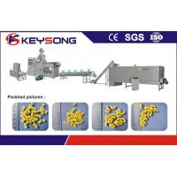 Wholesale Extrusion Macaroni Production Line , High Efficiency Pasta Macaroni Making Machine from china suppliers