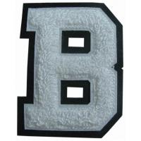 China Decorative Colorful Custom Chenille Varsity Letters Business Gift on sale