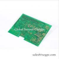 China Fast delivery 1 OZ 2 layers immersion gold HDI PCB IMS printed circuits board For Temperature Controller for sale