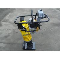 Wholesale 65mm Gasoline Vibratory Tamper Rammer Compactor For Sand / Soil from china suppliers