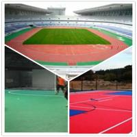 Wholesale 3W Outdoor Football Court / Suspend Interlocking / Pvc flooring from china suppliers