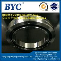 Buy cheap Produce Crossed Rolller Bearings RB6013 UU CCO/P2 from wholesalers