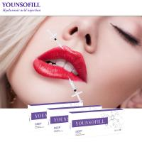 Wholesale Surgery injectiondermalfillerslips syringedermalfillerfor nose lip cheek from china suppliers