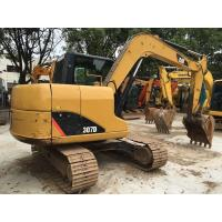Wholesale 0.4m3 CAT 307D Second Hand Excavators Diesel Engine Drive Crawler Excavator from china suppliers