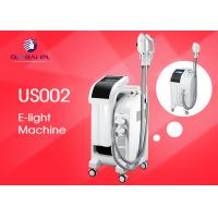 CE ISO Approved E Light IPL RF Hair Removal Medical Beauty Machine for sale