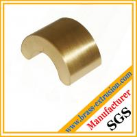 Wholesale copper alloy sanitary bathroom extrusion profiles from china suppliers