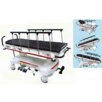 China Electric Patient Stretcher Trolley With Rise And Fall System Adjustable Cart Medical Electric Bed (ALS-ST006) on sale