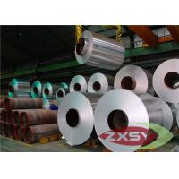 1100 H14 H24 Printed Extrusion Aluminium Coils With Mill Finish , Aluminium Sheet Coil