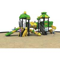 China Hot New Products Forest Series Amusement Park Plastic Outdoor Playground for sale