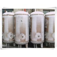 Wholesale Customized Stainless Steel Extra Replacement Tank For Air Compressor System from china suppliers