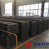 Fin Tube Boiler Spares Spiral Cantilever Structure Light Weight Small Size for sale