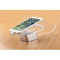 COMER security display acrylic table stands with alarm and charging for gsm smartphone displays for sale