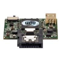 RoHS Industrial Disk On Module With Cable Read 125 MB / S 30 * 29.3 * 8mm
