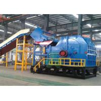 Wholesale Large Size Hammer Crusher Machine , Scrap Metal Recycling Equipment Low Noise from china suppliers