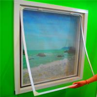 Wholesale DIY Customizable Adjustable Fiber Glass Mesh Magnetic Bug Screens from china suppliers