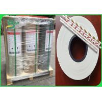 Wholesale 13.5mm - 600mm food grade 120gsm straw middle and inner paper in roll from china suppliers