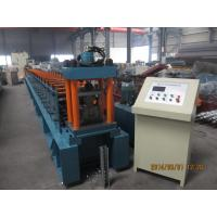 Galvanized Steel Metal Roofing Roll Forming Machine 2.0mm - 2.5mm