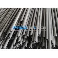 ASTM A790 / ASTM A789 Duplex Stainless Steel Pipe 1.24mm - 59.54mm Wall Thickness