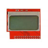 Wholesale PCD8544 Screen Module with Backlight Mini 32g Net Weight For Students from china suppliers