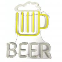 Wholesale Man Caves Beer Custom Neon Light Signs Lightweigh Long Lasting  Easy To Install from china suppliers