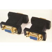 Wholesale RoHS Compliant VGA Female To VGA Female Adapter For Projector Connections from china suppliers