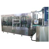 Wholesale Monobloc Pet / Plastic Bottle / Bottled Drink Beverage Tea Juice Bottling Machine / Equipment / Plant / System / Line from china suppliers
