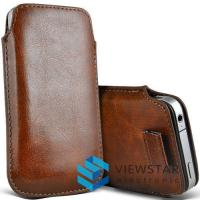 Quality PU Leather Pull Tab Pouch Case For Samsung S6 EDGE / A8 / Note 5 for sale