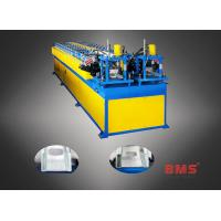 Wholesale 0.3-0.7mm Thickness Dual C Purlin Forming Machine With Servo Motor Punching from china suppliers