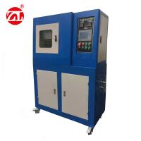Wholesale Rubber Plate Vulcanization Press Testing Machine With Water Cooling from china suppliers