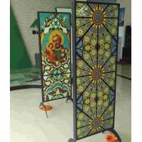 Wholesale High quality interior safety shatterproof glass partition wall from china suppliers