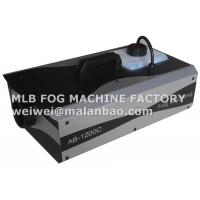 Wholesale Wireless Remote Control Disco / Stage Fog Machine 1200W Fog Maker from china suppliers