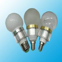 Buy cheap Pc Cover Indoor Led Lights With e17 Base , Home Lighting Decoration from wholesalers
