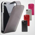 Business Hard Plastic Cellphone Case Flip Samsung Galaxy S4 S3 S2 8190 , PU