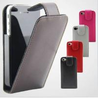 Quality Business Hard Plastic Cellphone Case Flip Samsung Galaxy S4 S3 S2 8190 , PU for sale