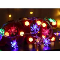 Wholesale Optional Length Decorative Indoor String Lights Battery Powered 14.8ft 3AA Battery 1.5V from china suppliers
