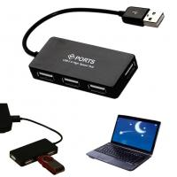Buy cheap 2 Port 4 Port 6 Port 7 Port Powered USB 2.0 Hub Customized Overload Current from wholesalers