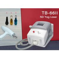 Buy cheap Mini ND YAG Laser Skin Rejuvenation Machine / Tattoo Removal Equipment from wholesalers