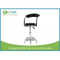 Wholesale University Laboratory PU Surface Height Adjustable ESD Laboratory Stool For Student from china suppliers