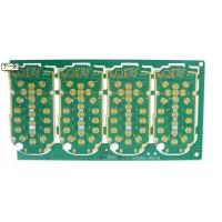 Wholesale HDI PCB Board, Mobile circuit Board, 2 Layer PCB Printed Circuit Boards 0.075mm Line Spacing from china suppliers