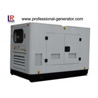 China Self - Starting 10kVA Silent Diesel Generator Set with 4 - Stroke Engine for Land Use on sale
