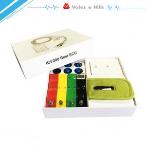 Standard 12 Channel ECG Machine Low Power Bluetooth Ecg Machine For Clinic