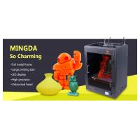 Wholesale NEW ARRVIAL!!! MINGDA Glitar8 FDM desktop 3d printing machine ,3D Printer Made in China from china suppliers