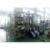 Wholesale High Performance Juice Bottling Machine , Carbonated Soft Drink Filling Machine  from china suppliers