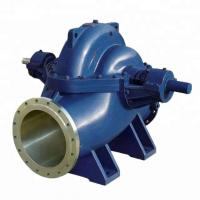 Wholesale Easy Installation Double Suction Centrifugal Pump , Energy Saving High Capacity Centrifugal Pumps from china suppliers