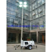 Wholesale 9mMobile DieselLightingTowerwith Kubota Diesel Engine 960kg Weight from china suppliers