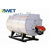 Wholesale 10t Full Automatic oil gas steam boiler for industrial production from china suppliers