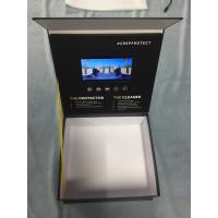 Wholesale Video Box LCD Video Brochure 7 Inch LCD Screen HD 8GB Memory Wooden Box Lighting Sensor from china suppliers